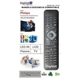 Mando compatible Philips